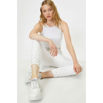 Women's White Jean 9YAK47303MD