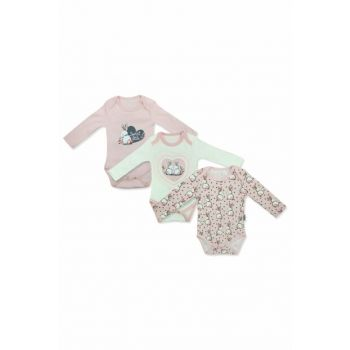 3 Pieces Baby Bunny Set with Bunny K2662