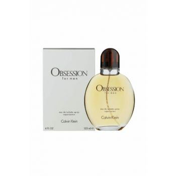 Obsession Edt 125 ml Men's Fragrance 0088300106516