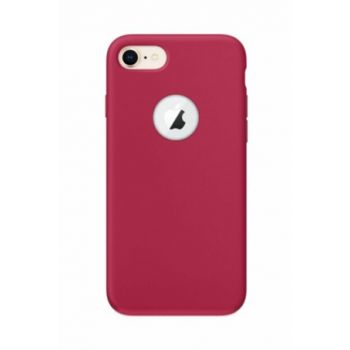 Iphone 7 Soft Silicone Case I7-RED