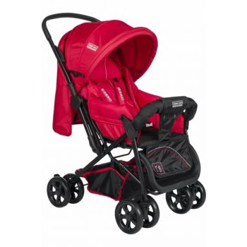Tommybaby Nova Double Direction Luxury Baby Stroller Pushchair Red / TM-612-3