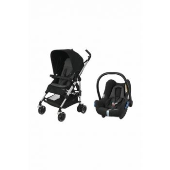 Dana Travel System Baby Carriage / Nomad Black MX1264710110T