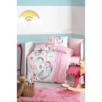 Cotton Box Baby Bedding Set 100X150 Unicorn / 1200798003000