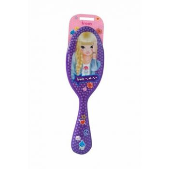 Hair Brush 44 Purple İrem / U257558