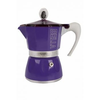 Bella Espresso Machine 3 Seater Purple GAT103803M