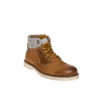Men's Yellow Boots CCU-1855-8005_011