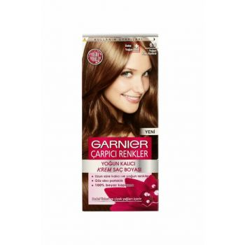 Hair Dye Color Natural Scorching Colors 6,0 Intense Dark Auburn 3600541136991