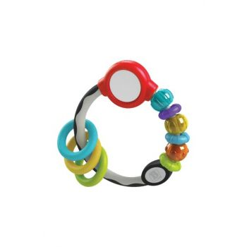 Rattle with Round Beads 3021105051510 /