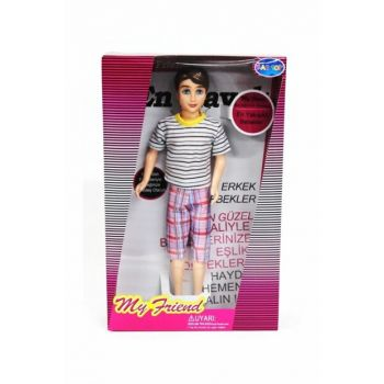 Male Mannequin Doll Arm And Head Can Move 8680114638546