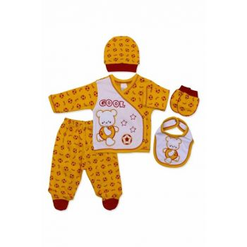 Gool Newborn Baby 5 Li Hospital Outlet Kit with Cimboma K2725