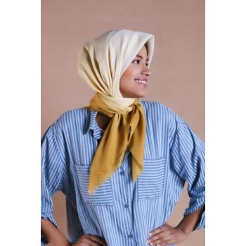 Lemon Scarf 4154