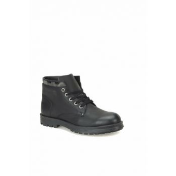Anthracite Black Men Casual Shoes 000000000100341860