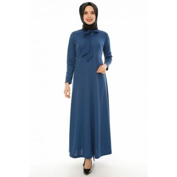 Women's Indigo Dress 01918YBELB01024