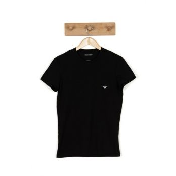 Men's Black T-Shirt CC518110035