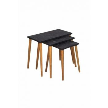 IDO COFFEE TABLE - BLACK OBQDIDOSEHPA1