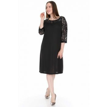 Women's Black Dress 1564