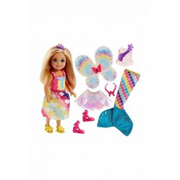 Dreamtopia Chelsea And Her Clothes Fjc99 / OY.0887961533538