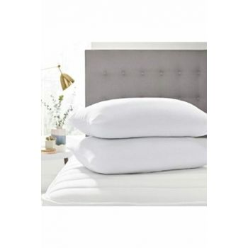 100% Bead Silicone Pillow with 50 x 70 cm - Polycotton 600 gr PRTCO-YENİ00094