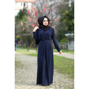 Women's Navy Blue Dress