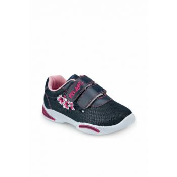 Navy Blue Girls' Shoes 000000000100368950