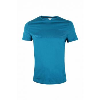 Blue Men's T-Shirt 40mk287405