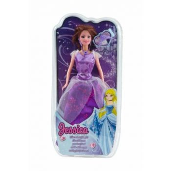 11.5 Jessica Doll with Pvc Boxed Crown / ERKVV06.633
