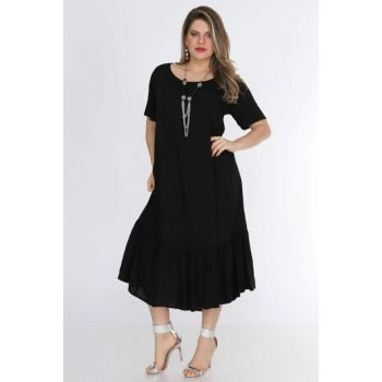 Women's Black Dress 1569