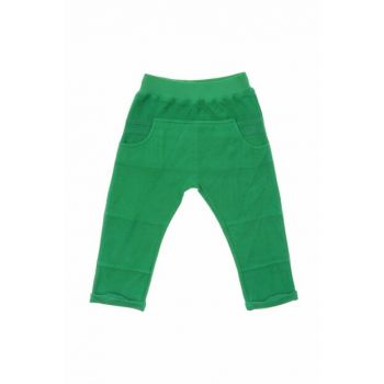 Green Boys Trousers 19111063100
