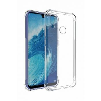Rich Shop Huawei P SMART 2019 Case Ultra Thin Transparent Airbag Anti Shock Silicone - Transparent