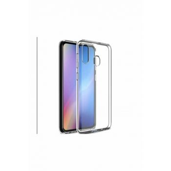 Galaxy A20 Dust Protection Stopper Ultra Thin Transparent Silicone Case A20-SY-145