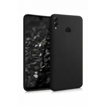 Rich Shop For Huawei P Smart 2019 Soft Silicone Case PSMART2019 BLACK
