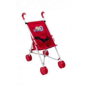 Minion Toy Walking Stick Baby Stroller Red RV1001