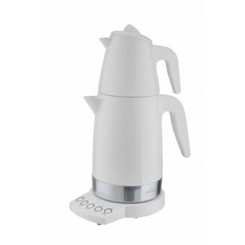 Allure Ceramic Tea Coffee Machine White 153.06.11.0191