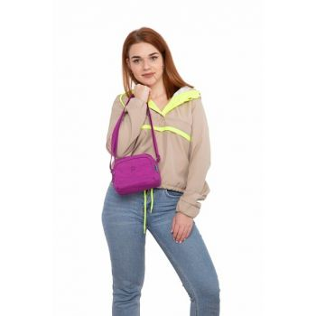 Purple Women Messenger Bag BNT43