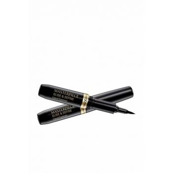 Eyeliner 002 Black / Coffee - Masterpiece Glide & Define Liquid Eyeliner50170623