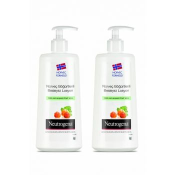 Body Lotion - Norway 250 ml with Blueberries 2 Pieces 2170004102067