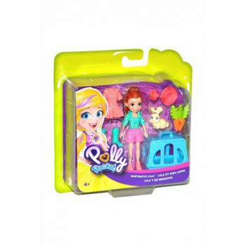 Polly Pocket And Pet Friendly Play Set / gdm11