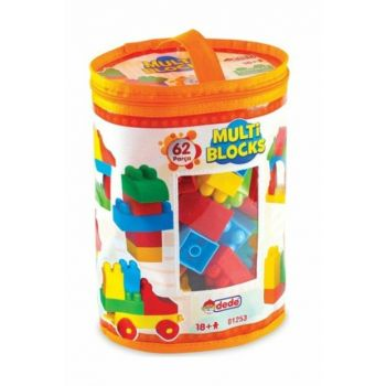 Grandfather Multi Blocks 62 Pieces / OY.8693830012538