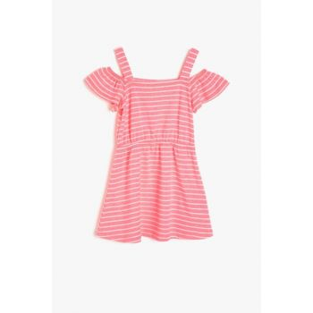 Pink Girls' Dress 9YKG87315AK