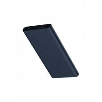 10000 mAh (Version 3) Portable Charger Black (Thin and Light Case) PLM09ZM