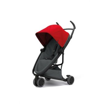 Zapp Flex Baby Stroller Red On Graphite / IB25972