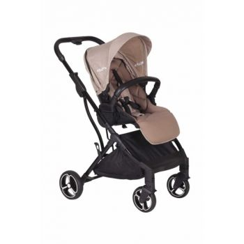 Neon Double Way Baby Stroller Beige 353062-00033_R460