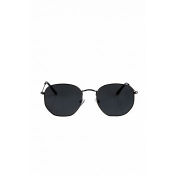 Men's Metal Sunglasses With Frame - 72978