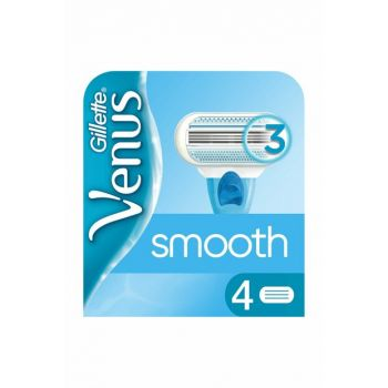 Venus Replacement Women's Shaving Blades 4 Pcs Close & Clean 3014260262709
