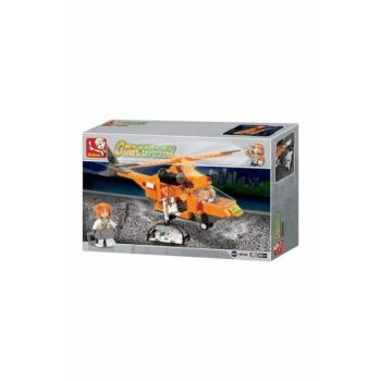 SOS Rescue Helicopter 160 Pieces / 8681241062204