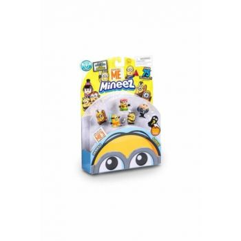 Minions Mineez 6 Pack Collection - 58203 ERKV017.58203