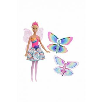 Barbie Dreamtopia Winged Fairy Frb08 BRB / FRB08