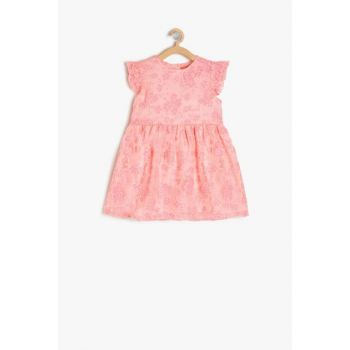 Pink Baby Girl Dress 9YMG89312OW