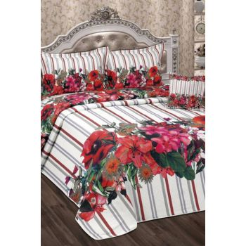Evlen Home Collection Spring Bedspread Yta-04 YTA-04