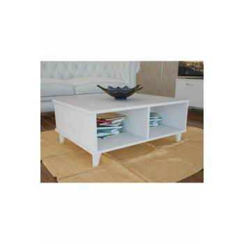 Victor Coffee Table White Ard613